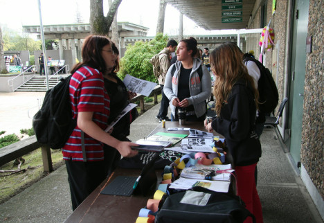 Napa Valley College Now – Club Rush 2014