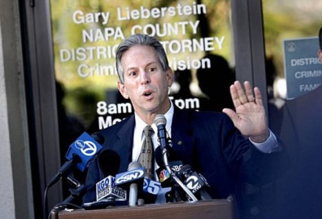 Napa DA Gary Lieberstein talks re-election, Prop 47 and criminal justice in Napa