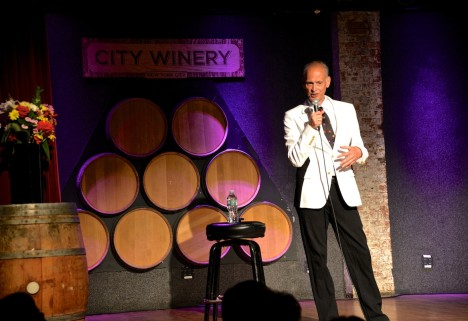 John Waters talks to us, and  at City Winery on Saturday night
