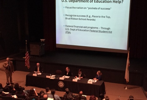 Congressman Mike Thompson and Napa Valley College host Public Forum on College Affordability