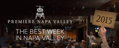 Emma Swain, CEO of St. Supery, talks about PREMIERE NAPA VALLEY 2015