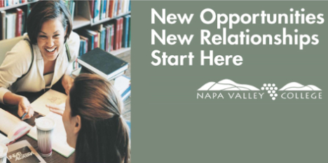 """Napa Valley College Now"" – The Larrison Trust"