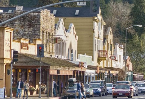 Calistoga is about to have its moment:  Mayor Chris Canning give us a close-up
