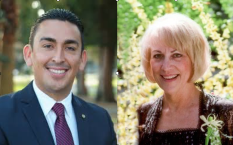 Mayor Jill Techel & Supervisor Alfredo Pedroza talk about Napa Pipe, Copia and future of City/County Cooperation