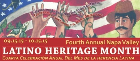 Frances Ortiz-Chavez & Carlos Hagedorn talk about the Fourth Annual Napa Latino Heritage Month
