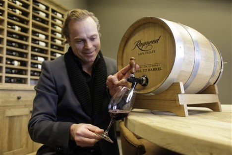 Jean Charles Boisset on the wine business, the Napa Valley and what wine is really about