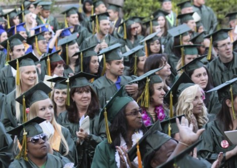 NAPA VALLEY COLLEGE GRADUATION 2016