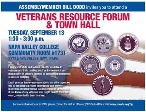 Veterans Resource Forum and Town Hall