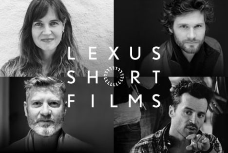 ICYMI  Jeannie Donohoe, Director of GAME in this Lexus Short Film Series at the Napa Valley Film Festival
