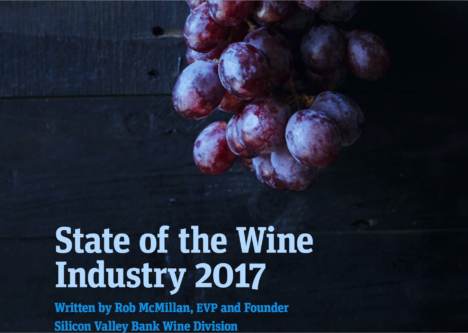 Q & A with Silicon Valley Bank's Rob McMillan on the 2017 State of the Wine Industry Report