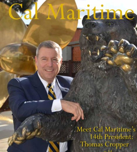 A look inside the California Maritime Academy with President Tom Cropper