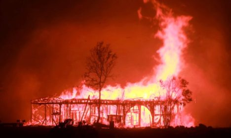 NAPA FIRE STORIES: 250 Hours That Changed Napa