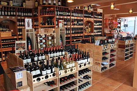Is The Upscale Wine Shop an Endangered Species, As Wines Are No Longer As Free To Move Across State Line