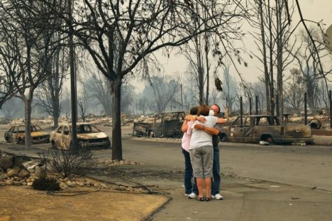 Napa Fire Stories:  Karin Argoud Reports