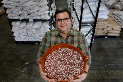 Beans, Guns and Fedex…How Rancho Gordo's Steve Stando Took a Stand