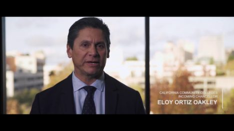A Conversation with Chancellor Eloy Ortiz Oakley
