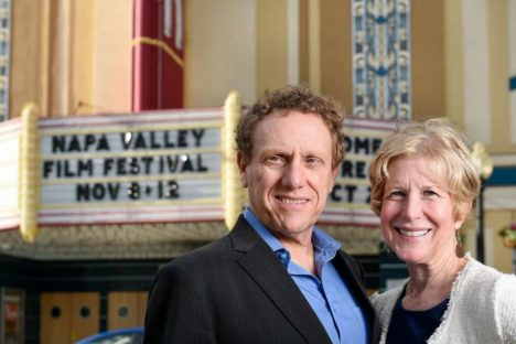 Marc & Brenda Lhormer talk Film Festivals, Their Legacy, and What's Next