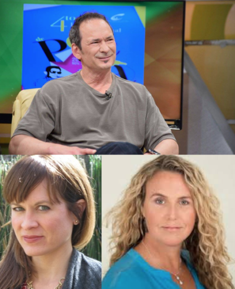 Napa Valley Writers Conference: A conversation with Forest Gander, Iris Dunkle & Angela Pneuman